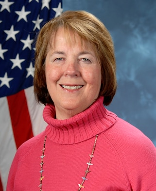 Dr. Frances Pilch was named the Colorado Professor of the Year Nov. 18, 2010, by the Council for Advancement and Support of Education. Dr. Pilch is a professor and deputy department head for the Air Force Academy's Department of Political Science. (U.S. Air Force photo)