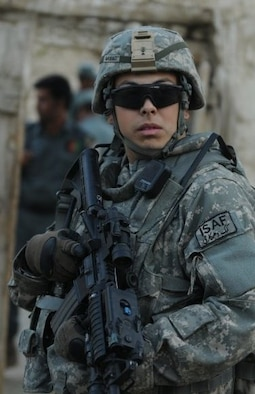 Staff Sgt. Patrick Griego, 51st Medical Operations Squadron