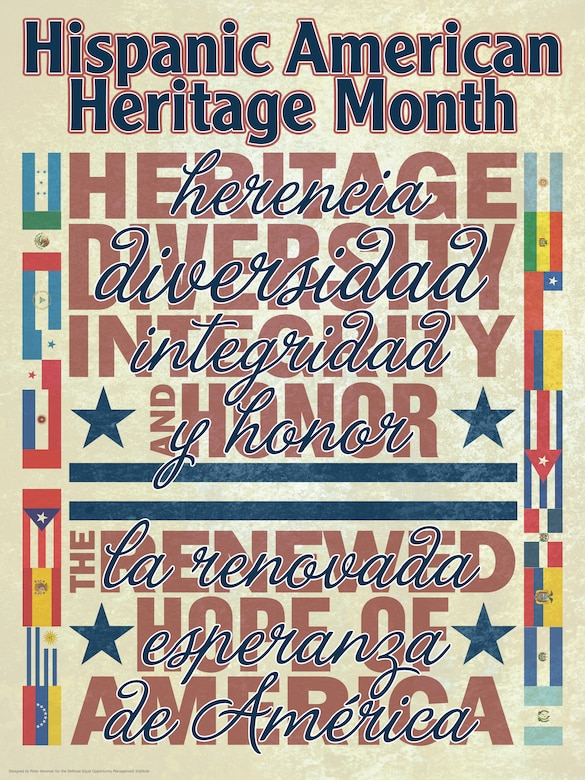 Equal Opportunity Office spreads the word about Hispanic American Heritage Month
