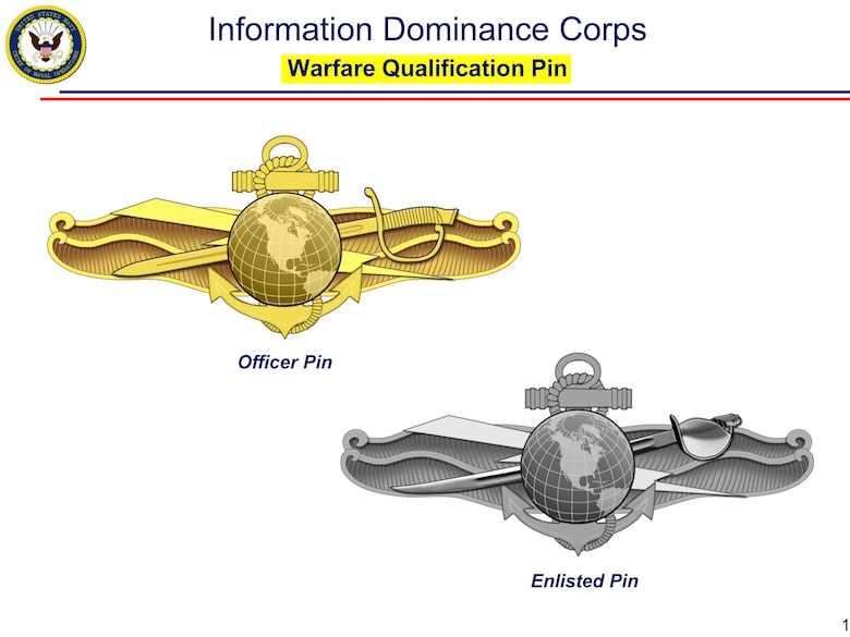 Information Dominance Corps