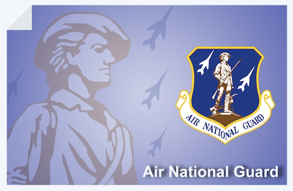 Air National Guard web banner. (U.S. Air Force graphic by Andy Yacenda, Defense Media Activity-San Antonio)
