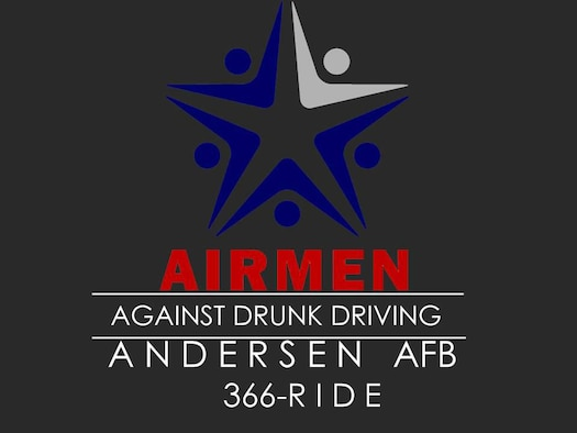 Airmen Against Drunk Driving, Andersen AFB