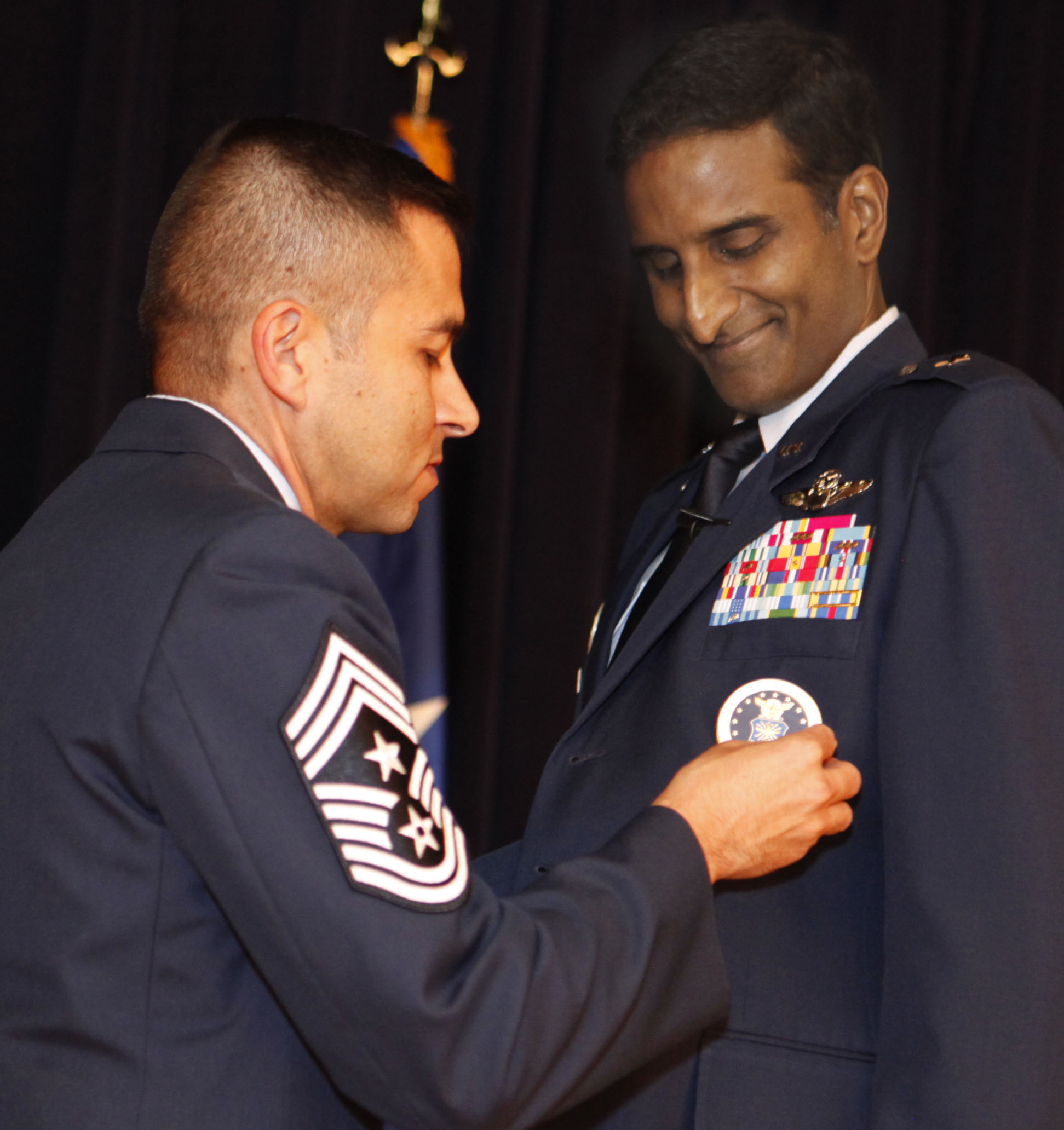 New Commander At AFRS