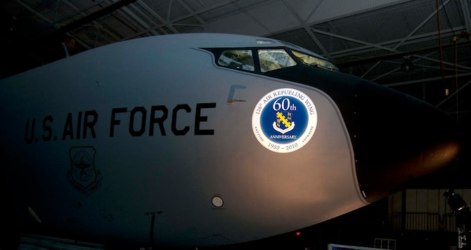The KC- 135 Stratotanker is a premier asset to the U.S. Air Force and other military branches.  The Stratotanker provides aerial refueling support to Air Force, Navy and Marine Corp aircraft as well as allied nations.  The KC-135 also transports cargo as well as litter and ambulatory patients. (Photo by Pfc. Jason Northcutt, 139th Mobile Public Affairs Detachment)