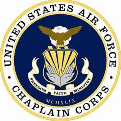 U.S. Air Force Chaplaincy (official Air Force graphic)