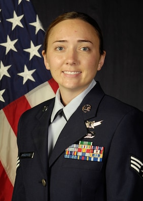 162CCG and CA ANG Airman of the Year - SrA Laura Andersen