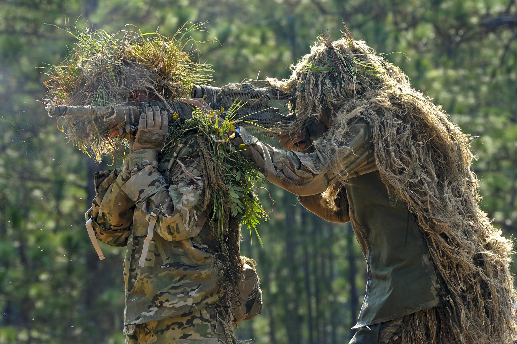Resultado de imagen para U.S. Army sniper