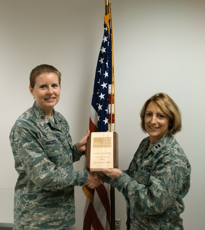 Langley AFB nurse earns national honor > U.S. Air Force ...