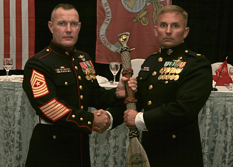 Marines celebrate their 235th birthday with Dutch Marines > II ...