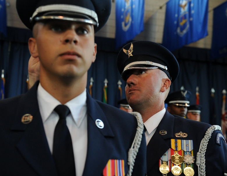 Behind The Scenes With Af Honor Guard Moody Air Force Base