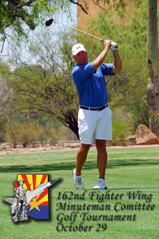 Come support the 162nd Fighter Wing Minuteman Committee Golf Tournament, Oct. 29.