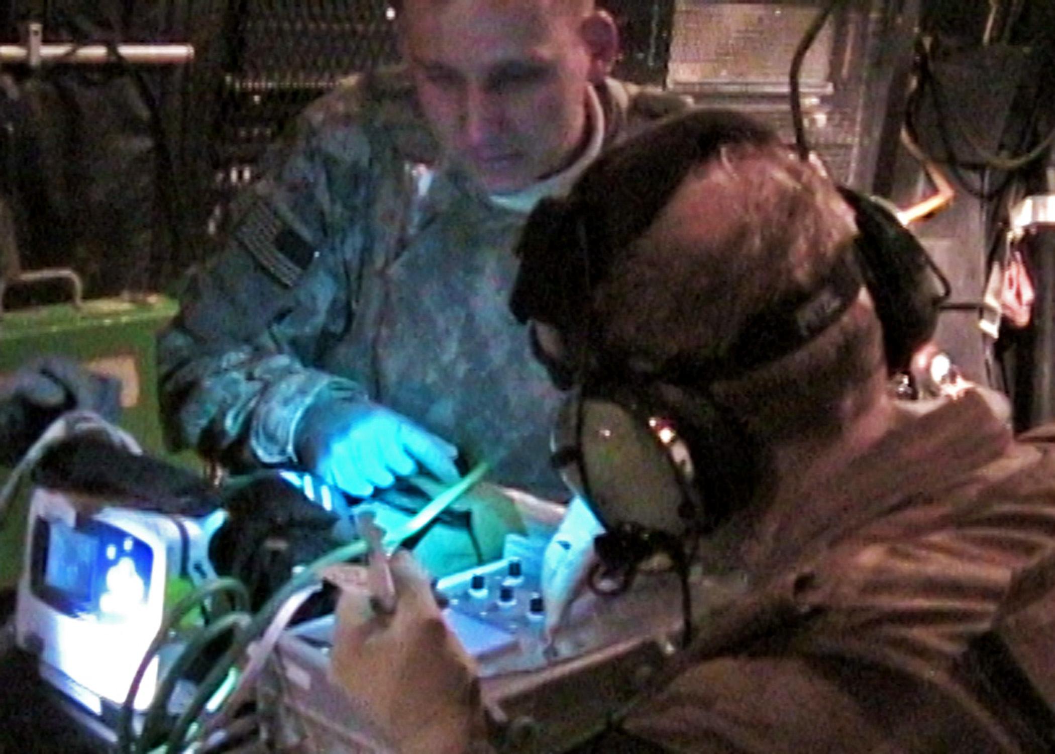 Afghan Dan duke crew recognized for life-saving afghan mission > 919th