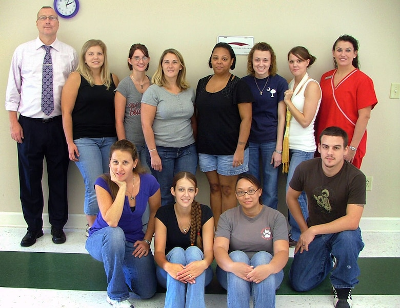Air Force Aid provides free phlebotomy training for active