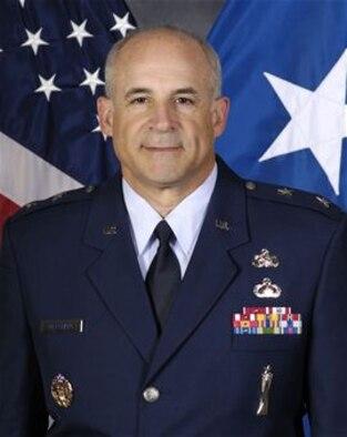 Maj. Gen. Kenneth Merchant