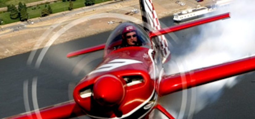 Greg Poe will be appearing at the Air Expo 2011 on Joint Base Charleston, S.C., April 9. (Courtesy photo/Greg Poe