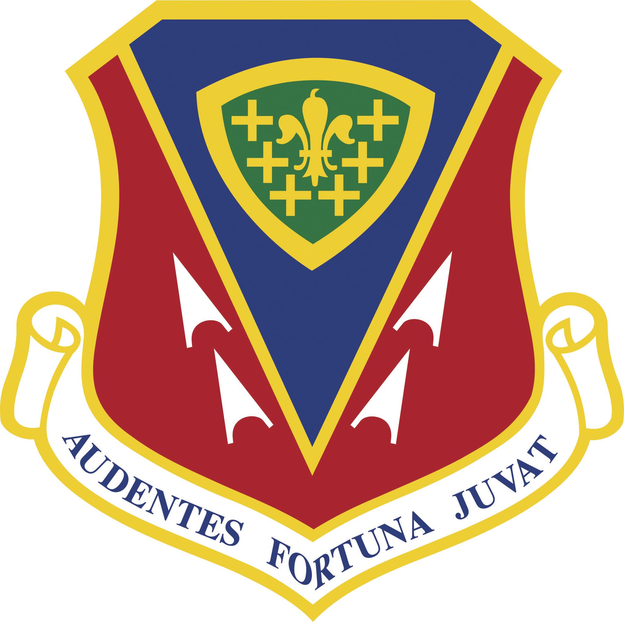 366th Wing shield