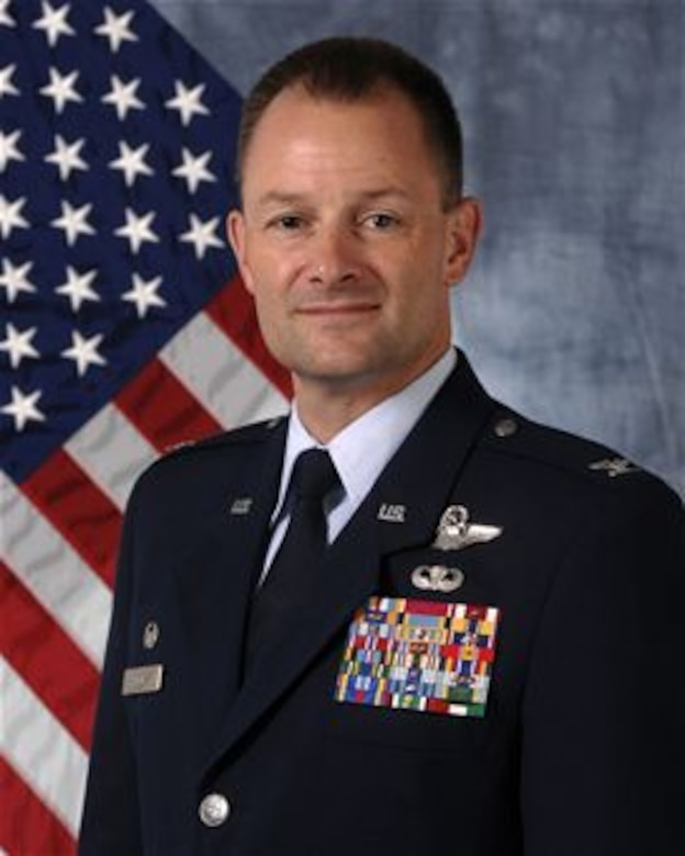 11th Wing/ Joint Base Andrews commander