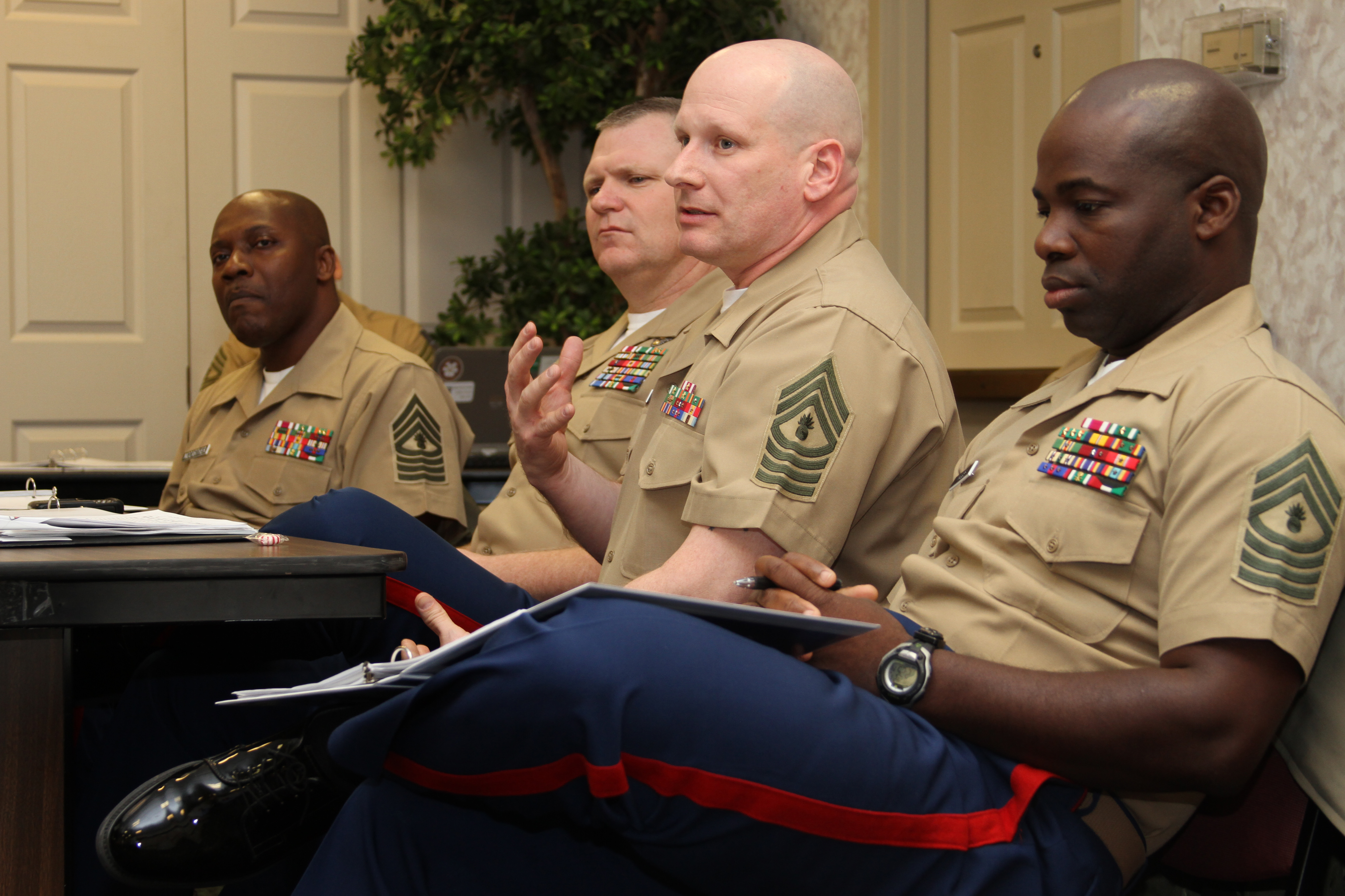 Enlisted leaders gather for Senior Enlisted Conference ...