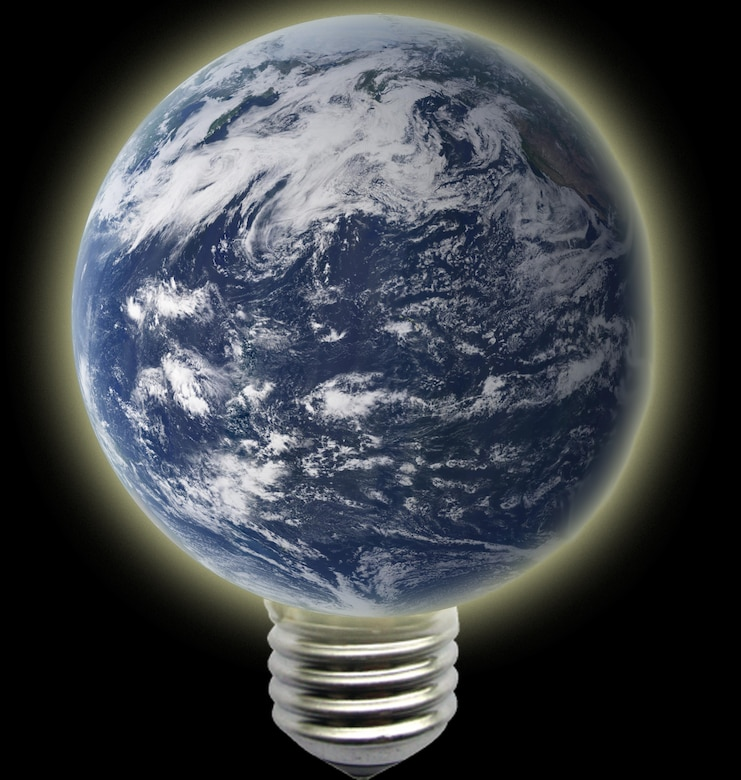 article on save energy save earth