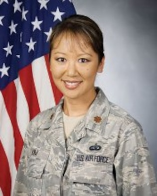 Maj. Angela Kim,