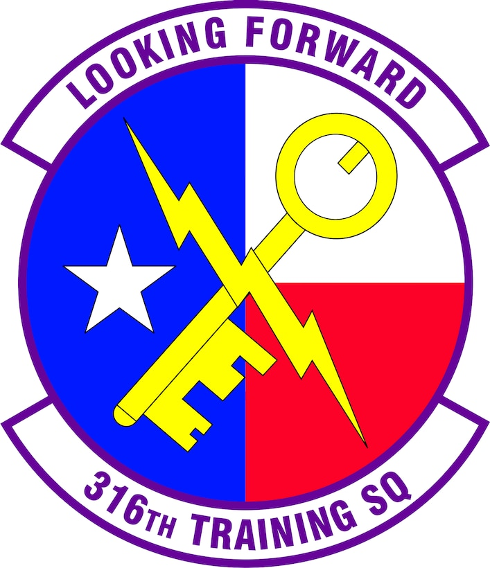 316th Training Squadron (U.S. Air Force graphic)