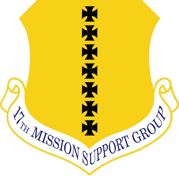 17th Mission Support Group (U.S. Air Force graphic)