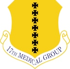 17th Medical Group (U.S. Air Force graphic)
