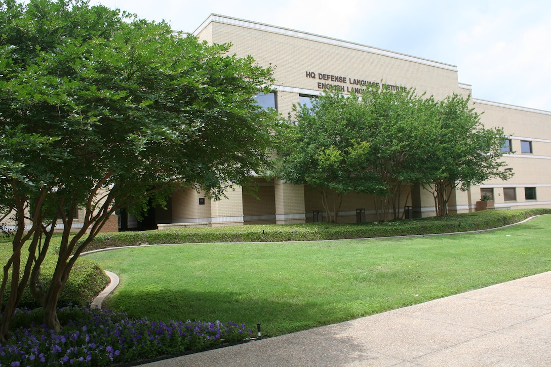 Headquarters for the Defense Language Institute English Learning Center.