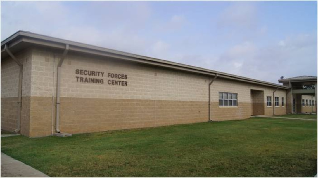 Security Forces Training Center.