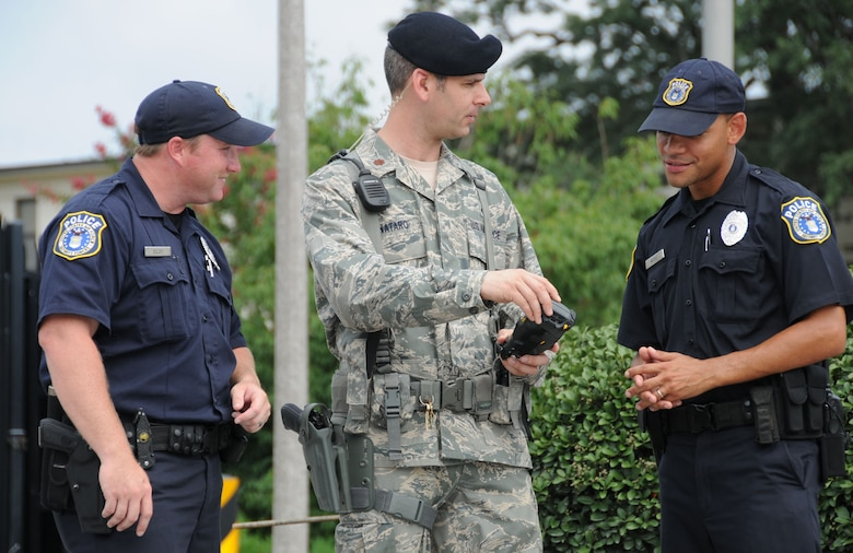 Security Forces Gets New Commander Keesler Air Force Base Article Display