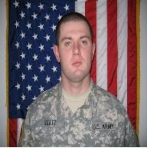 Pfc. Brice Scott died July 31, 2011, 4th Squadron, 4th Cavalry, 1st HBCT, 1st ID