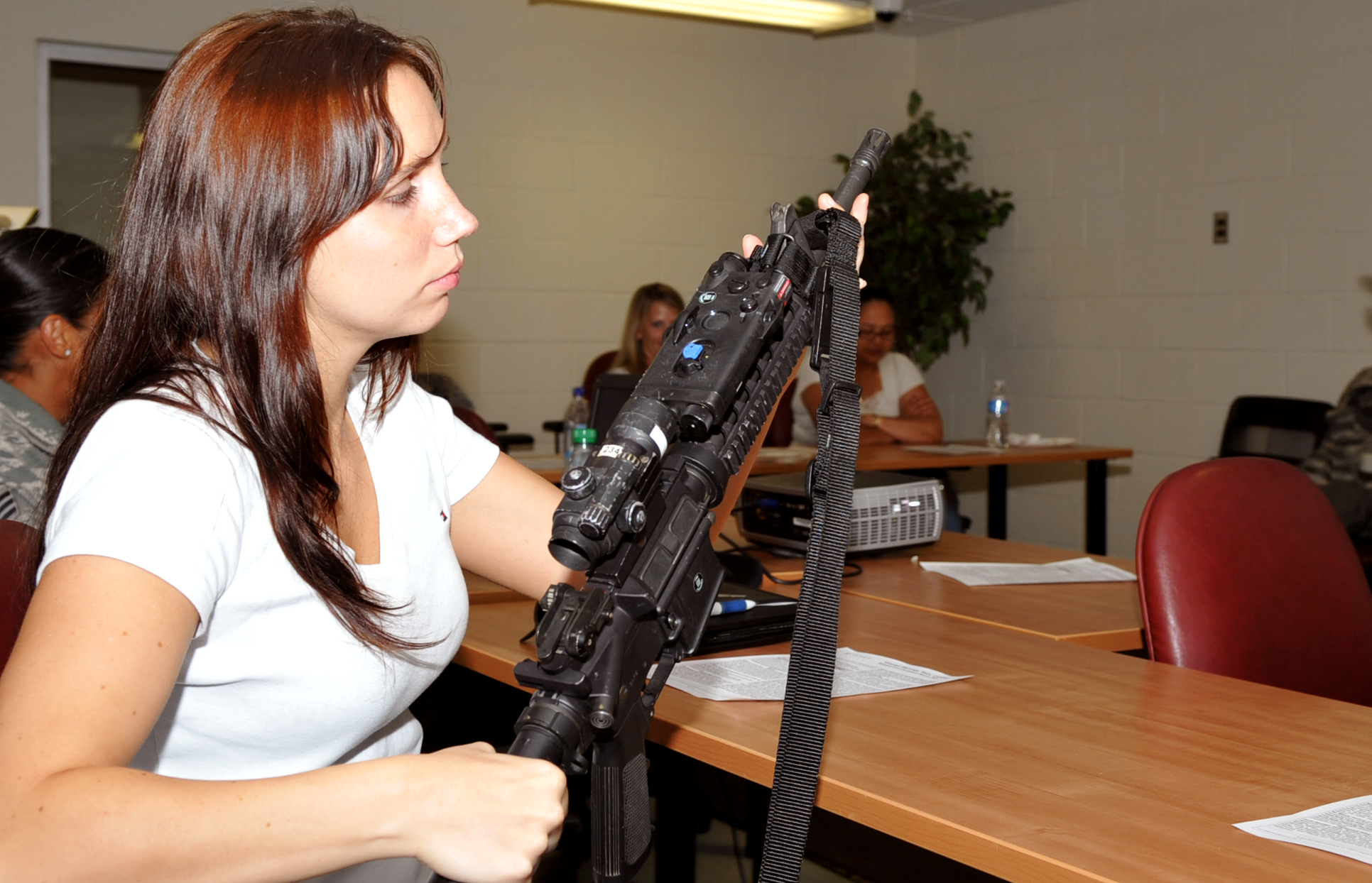 Citizens' Police Academy provides safety, security forces insight