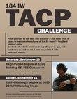 1st Annual TACP Challenge.