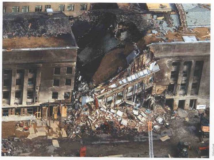 9 11 Former AF Surgeon Recalls Pentagon Post Attack Response