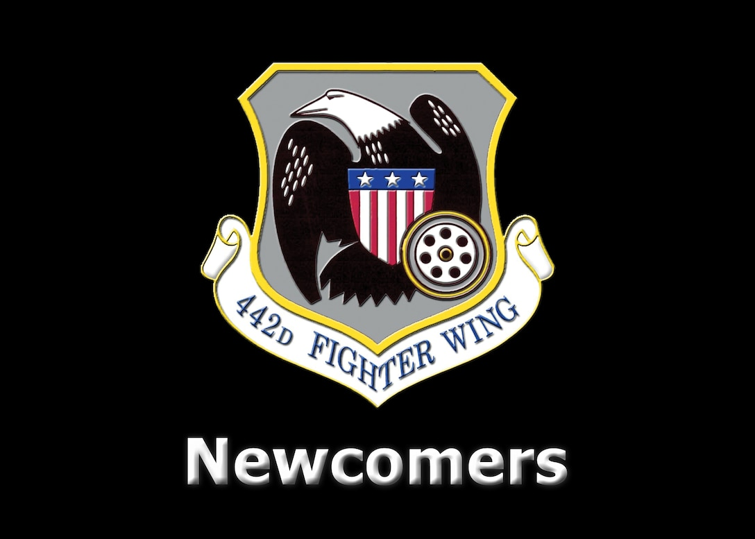 442nd Fighter Wing Newcomers