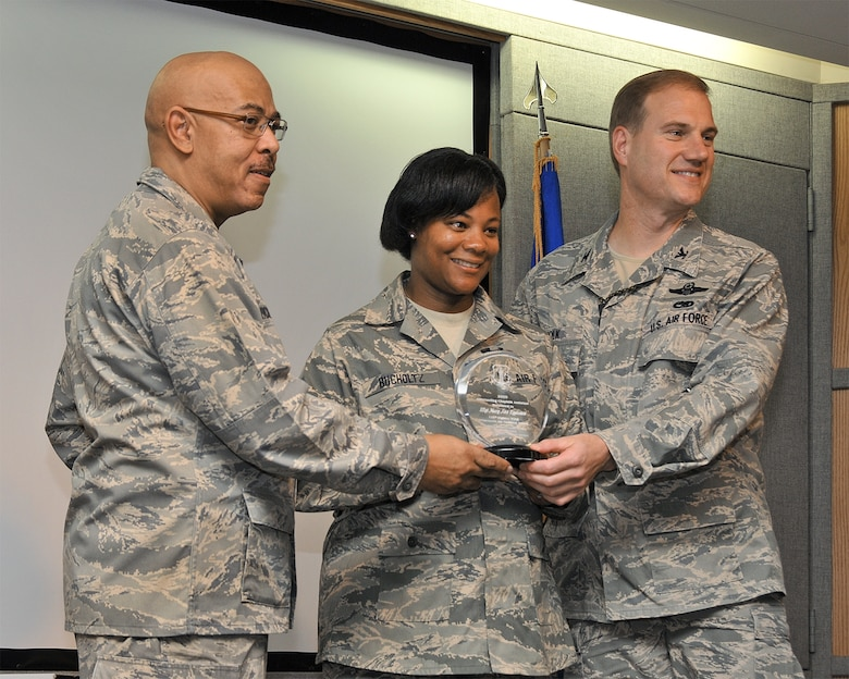 Wisconsin Airman, chaplains assistant uses her faith to serve others