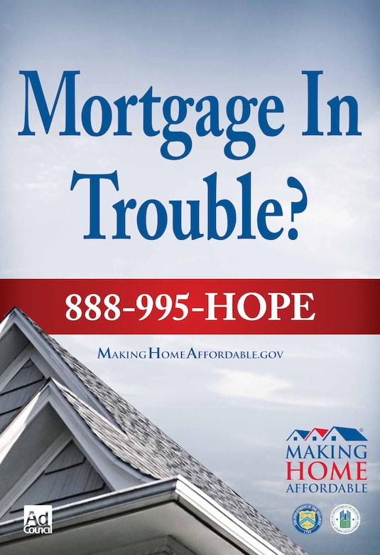 Mortgage issues?