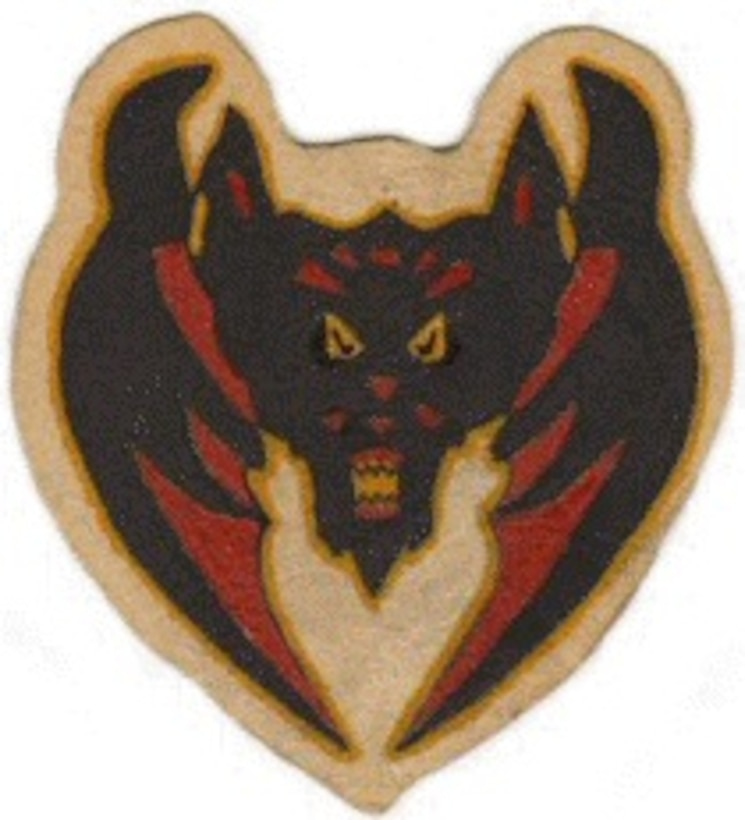 44th Pursuit Squadron World War II-era patch