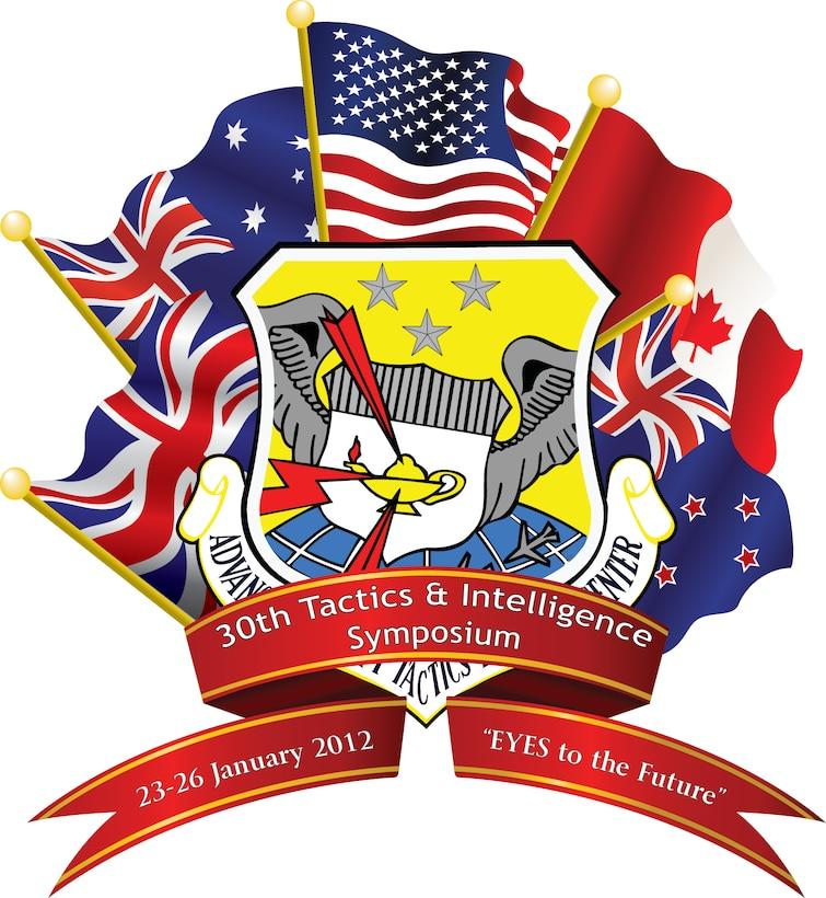 30th AATTC Tactics and Intelligence Symposium logo.