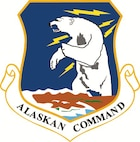 Updated version of the Alaskan Command shield