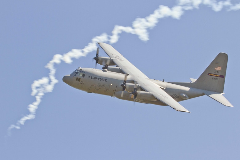 934th Airlift Wing C-130 H3