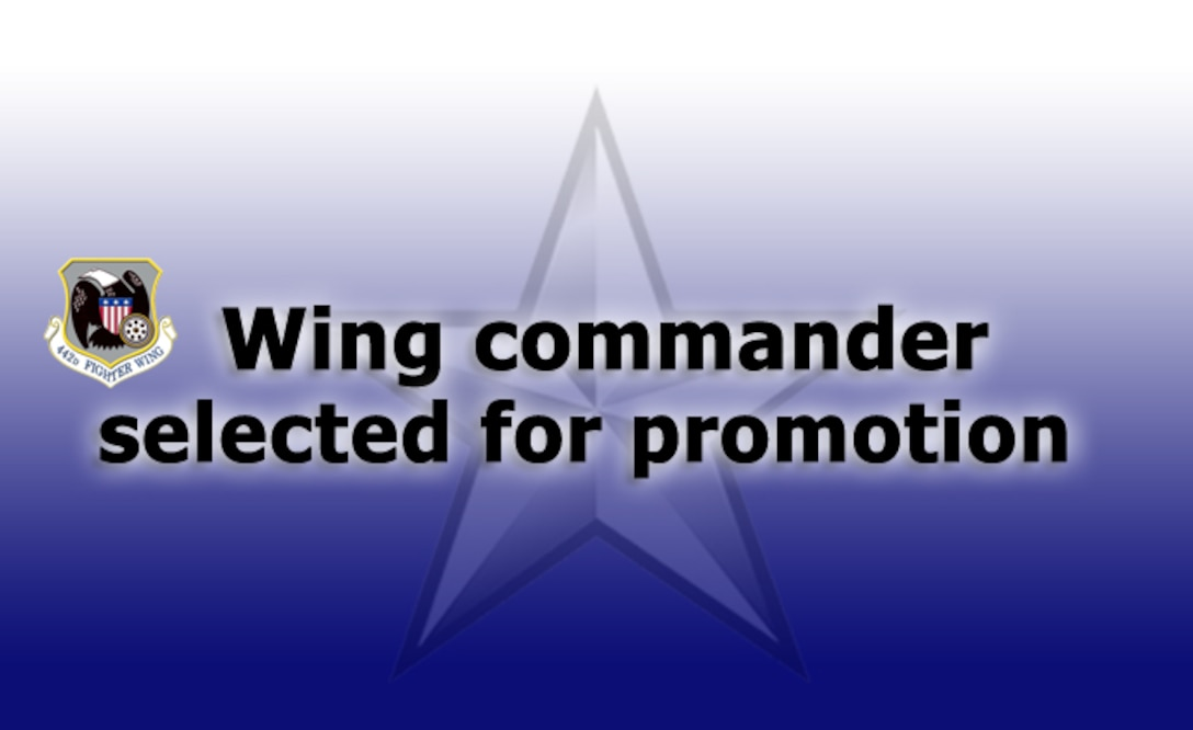 Col. Eric S. Overturf was nominated for the rank of brigadier general, Friday, Dec. 16, 2011.