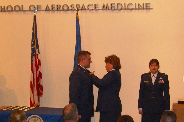 Usaf School Of Aerospace Medicine Graduates Final Class