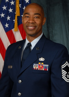 Senior Master Sgt. Leon A Saddler (U. S. Air Force PhotoRELEASED)