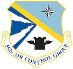 Official emblem of 552 Air Control Group