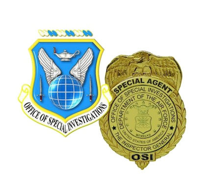 GOODFELLOW AIR FORCE BASE, Texas-- The Air Force Office of Special Investigations is always on the look out for new recruits. (Courtesy graphic)