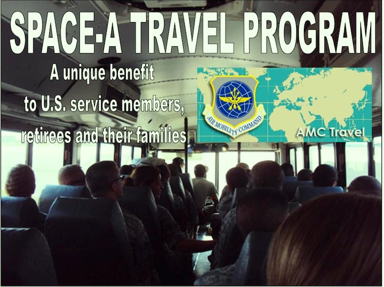 Every day, around the world, hundreds of military and military-contracted commercial aircraft travel the world delivering troops and cargo. These missions allow hundreds of thousands of military personnel, retirees, family members, and other Department of Defense-eligible travelers to fly at almost no cost, courtesy of the DOD Space-Available (Space-A) Travel Program. (U.S. Air Force Graphic Illustration/Master Sgt. Scott T. Sturkol)