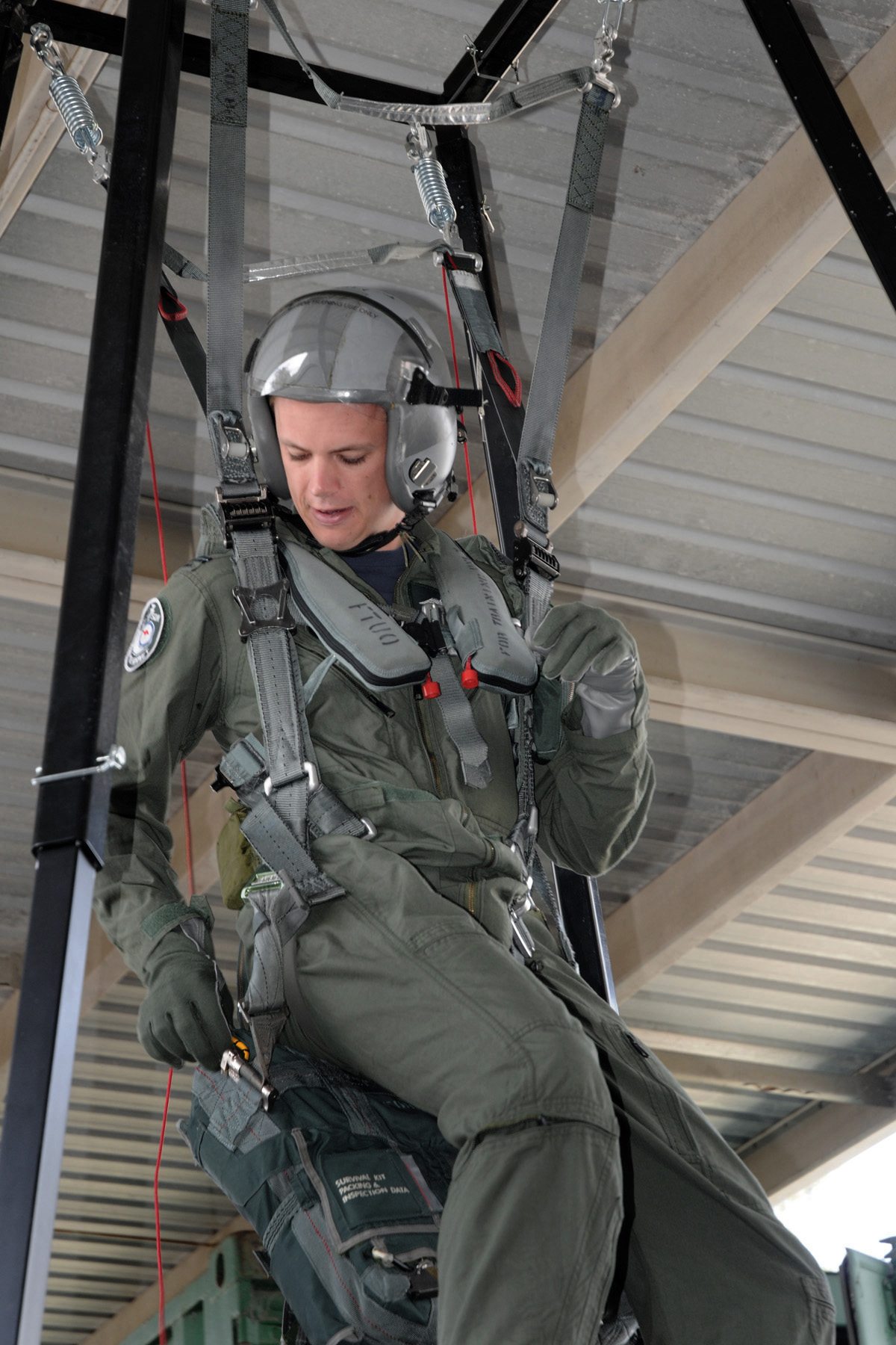 F 16 Pilot Harness - Lok Wiring Diagram