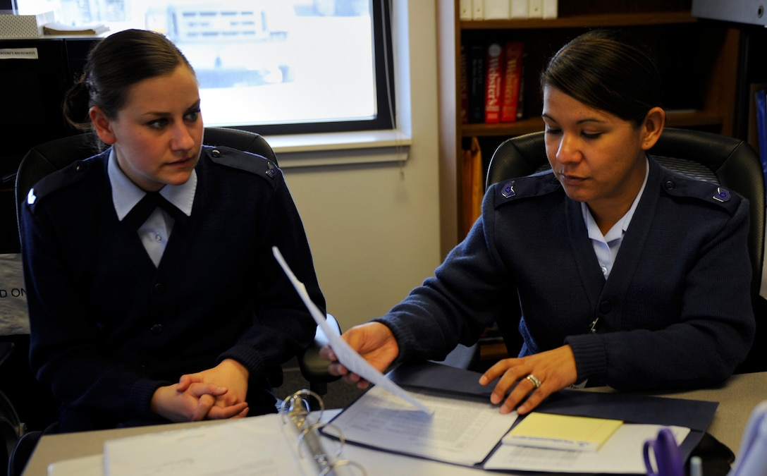 MOUNTAIN HOME AIR FORCE BSAE, Idaho -- The Unit Compliance Inspection team arrives at base operations here Feb. 13. The UCI is an inspection conducted to assess areas mandated by law, as well as mission areas identified by senior Air Force and Major Command leadership as critical or important to the health and performance of a unit. The inspection ended Feb. 18. (U.S. Air Force photo by Airman 1st Class Renishia Richardson)