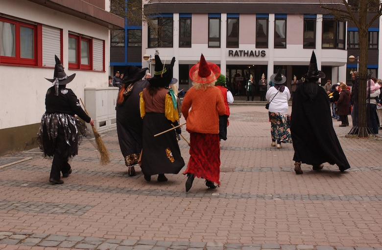 The crazy season of Fasching is reaching its peak. Parties, dances and other Fasching activities will continue until Ash Wednesday, March 9. (Courtesy Photo)